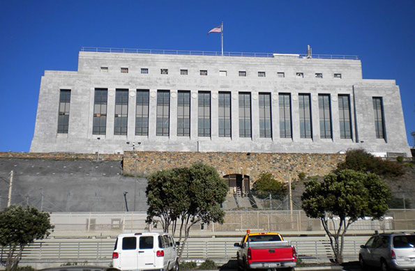US Mint, San Francisco
